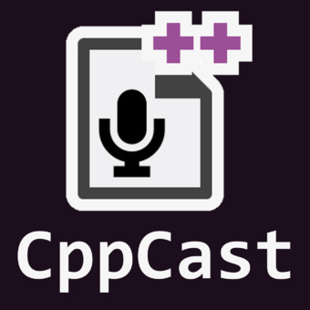 CppCast podcast artwork