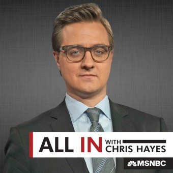 All In with Chris Hayes podcast artwork