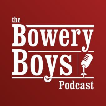 The Bowery Boys: New York City History podcast artwork