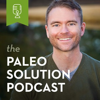 Robb Wolf - The Paleo Solution Podcast - Paleo diet, nutrition, fitness, and health podcast artwork