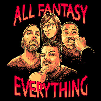 All Fantasy Everything podcast artwork
