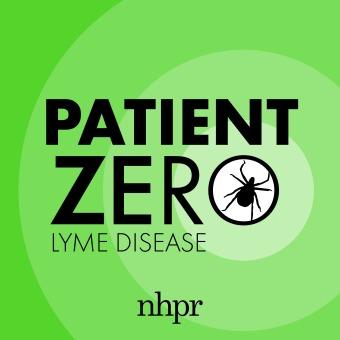 Patient Zero podcast artwork