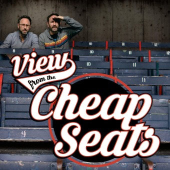 View from the Cheap Seats with the Sklar Brothers podcast artwork