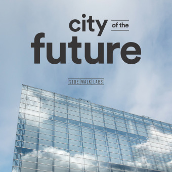 City of the Future podcast artwork