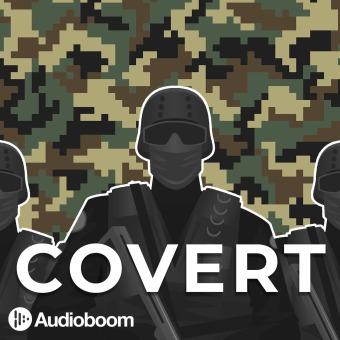 Covert podcast artwork