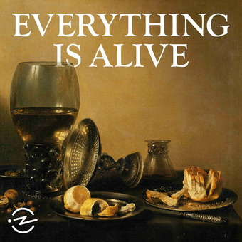 Everything is Alive podcast artwork