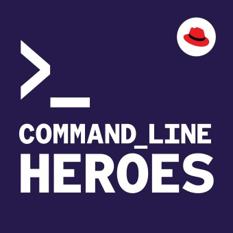 Command Line Heroes podcast artwork