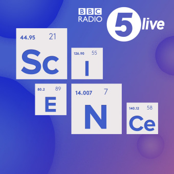 5 Live Science Podcast podcast artwork