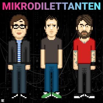 Mikrodilettanten podcast artwork