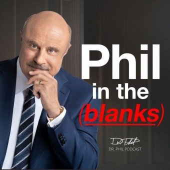 Phil in the Blanks podcast artwork