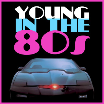 Young in the 80s podcast artwork