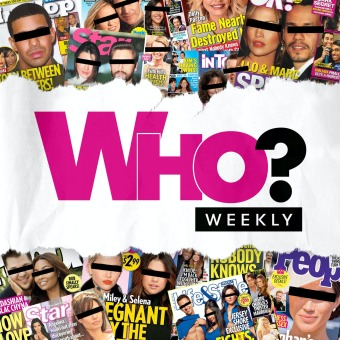 Who? Weekly podcast artwork