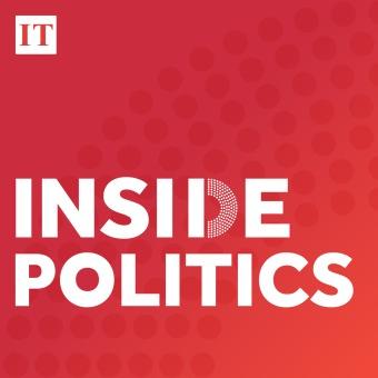 Irish Times Inside Politics podcast artwork
