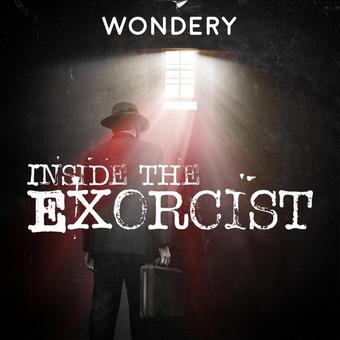 Inside The Exorcist podcast artwork