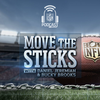 NFL: Move the Sticks with Daniel Jeremiah & Bucky Brooks podcast artwork
