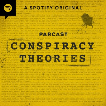 Conspiracy Theories podcast artwork