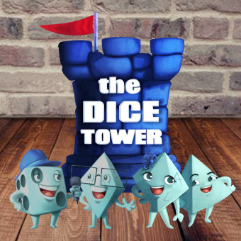 The Dice Tower podcast artwork