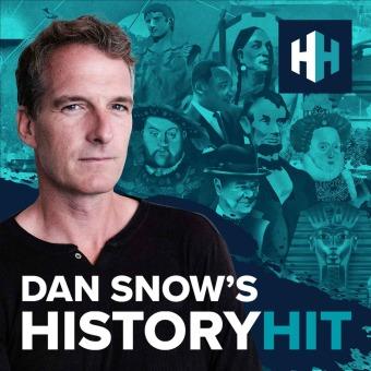 Dan Snow's History Hit podcast artwork