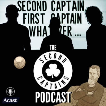 The Second Captains Podcast podcast artwork
