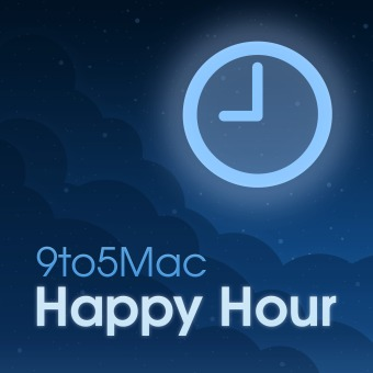 9to5Mac Happy Hour podcast artwork