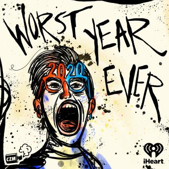 Worst Year Ever podcast artwork