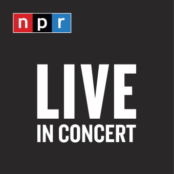 Live In Concert from NPR's All Songs Considered podcast artwork