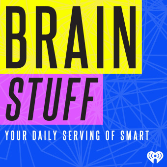 BrainStuff podcast artwork