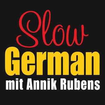 Slow German podcast artwork