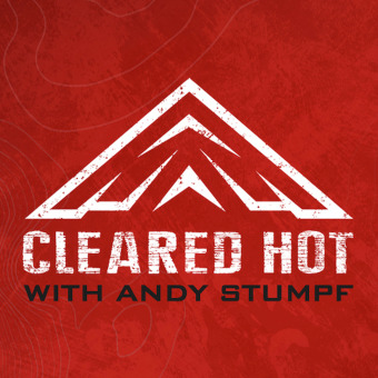 Cleared Hot podcast artwork