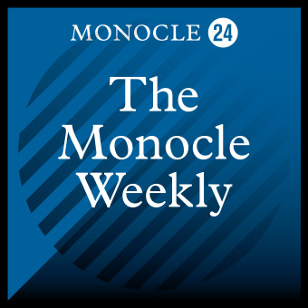Monocle 24: The Monocle Weekly podcast artwork