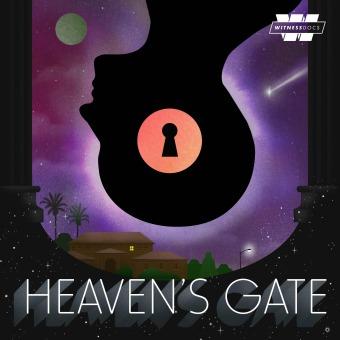 Heaven's Gate podcast artwork