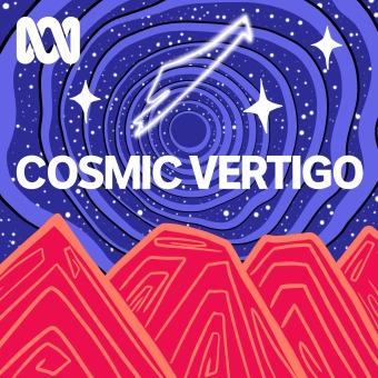 Cosmic Vertigo podcast artwork