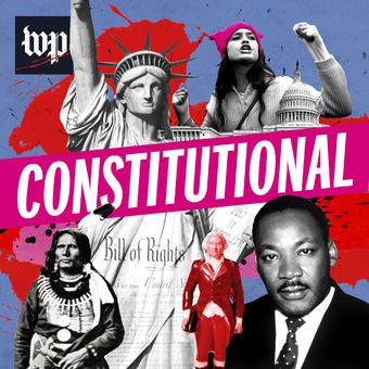 Constitutional podcast artwork