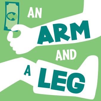 An Arm and a Leg podcast artwork