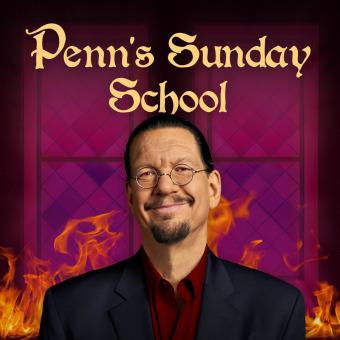 Penn's Sunday School podcast artwork