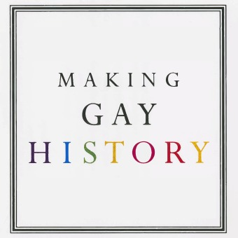 Making Gay History   LGBTQ Oral Histories from the Archive podcast artwork