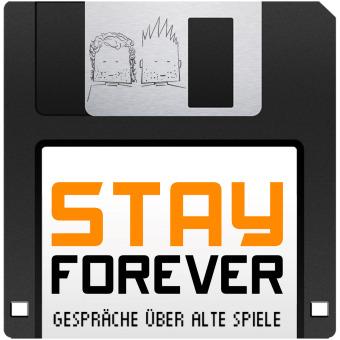 Stay Forever podcast artwork
