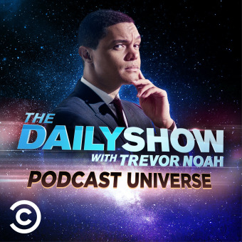 The Daily Show Podcast Universe podcast artwork