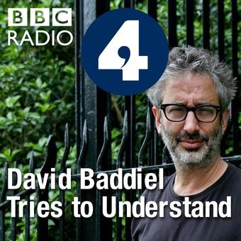 David Baddiel Tries to Understand podcast artwork