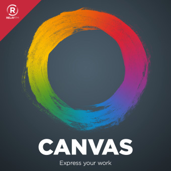 Canvas podcast artwork