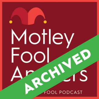Motley Fool Answers podcast artwork