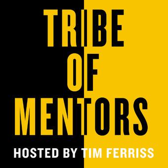 Tribe of Mentors podcast artwork