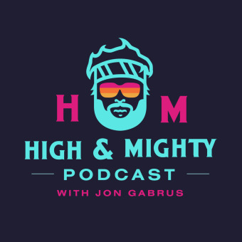 High and Mighty podcast artwork