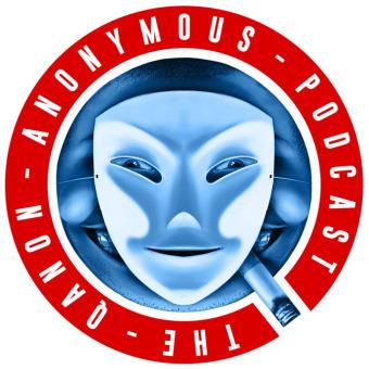QAnon Anonymous podcast artwork