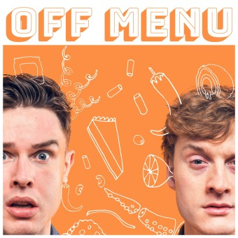 Off Menu with Ed Gamble and James Acaster podcast artwork