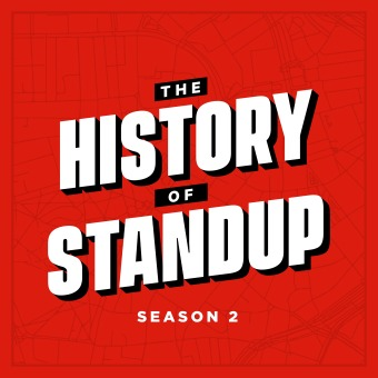 The History of Standup podcast artwork
