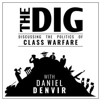 The Dig podcast artwork