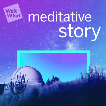 Meditative Story podcast artwork