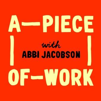 A Piece of Work podcast artwork