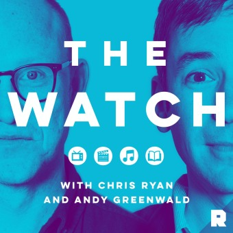 The Watch podcast artwork